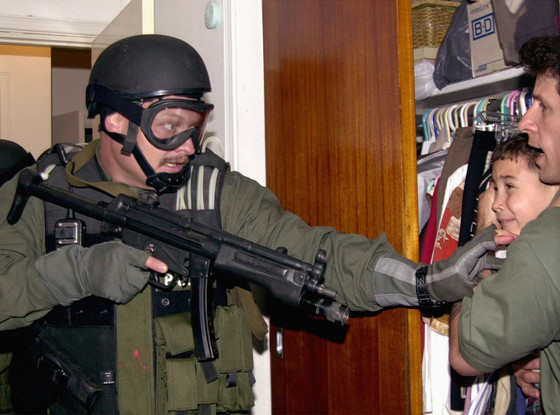 Elian Gonzalez Kidnapping by US Government